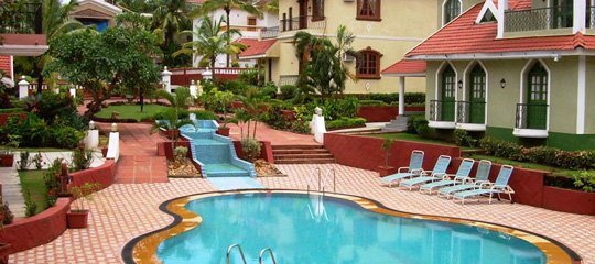 Xorooms: Villas in Goa, Aguada Anchorage Goa