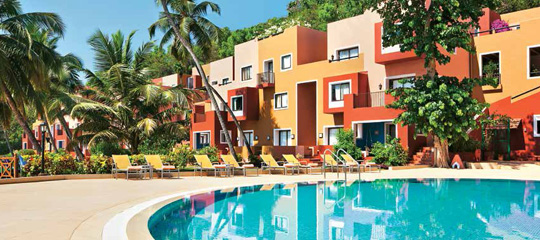 5 Star Hotels in Goa, Cidade De Goa Goa