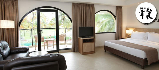 Xorooms: Holiday Inn Goa