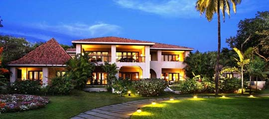 Xorooms: 5 Star Deluxe Hotels in Goa, Leela Palace in Goa
