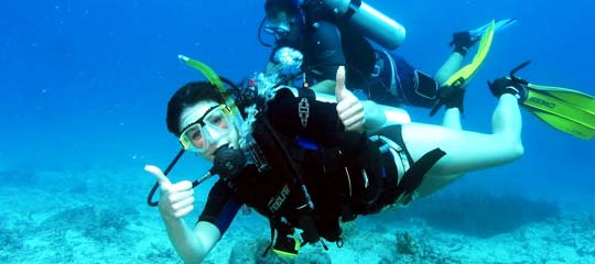Xorooms: Activities in Goa, Scuba Diving In Goa